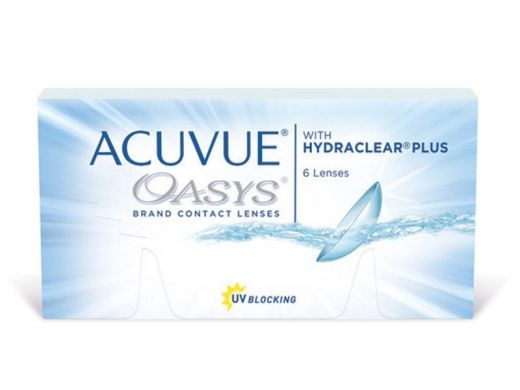 ACUVUE OASYS with HYDRACLEAR Plus, 8.8, -10,00