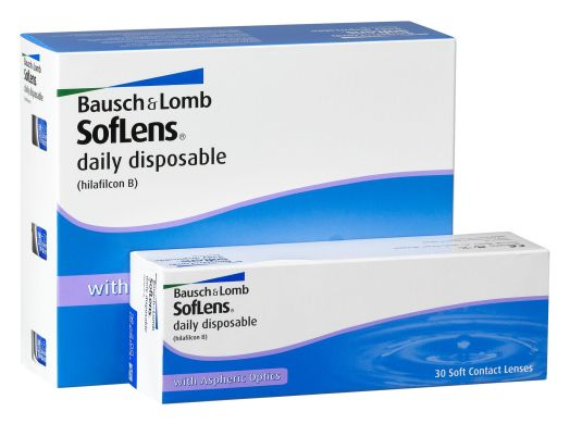 SofLens Daily Disposable, 8.6, -9,00